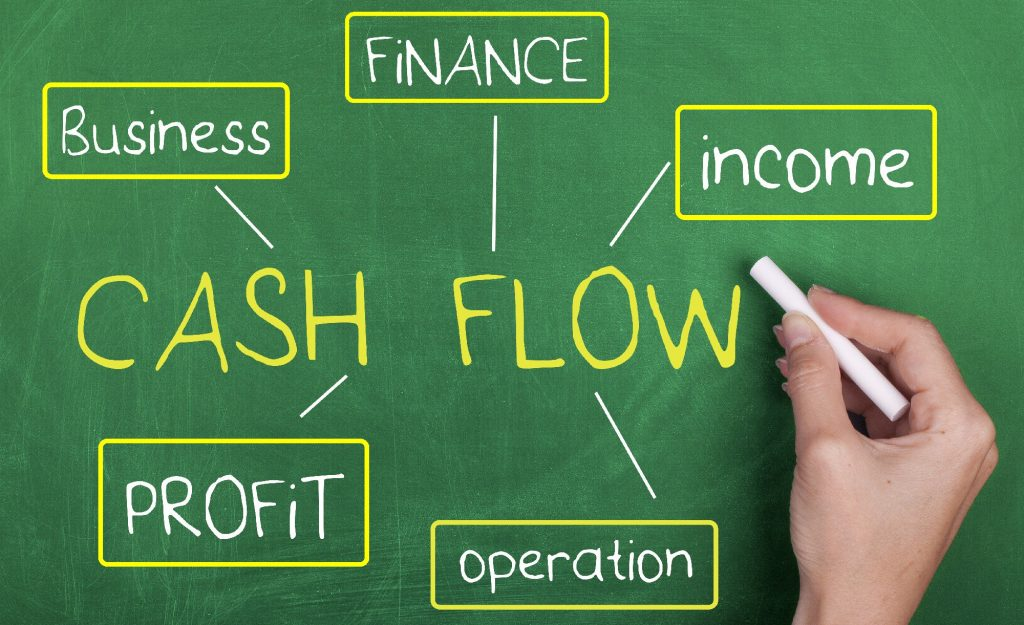 8 ways to improve your business cash flow