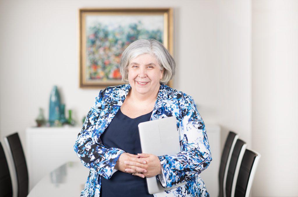 Arabon Accountants Founder Michelle McDowall