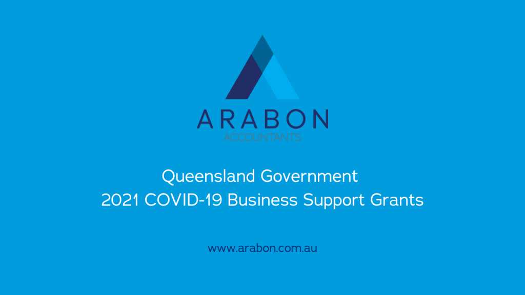 Arabon Accountants 2021 COVID grants